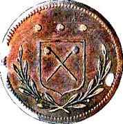 1 Theler (Judenpfennig) -  obverse