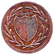 1 Pfennig (Judenpfennig) -  obverse