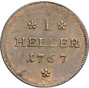 1 Heller – reverse