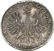 ½ Thaler (Peace of Westphalia) – reverse