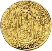 1 Goldgulden (Coronation) – obverse