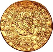 1 Goldgulden (Reformation) – reverse