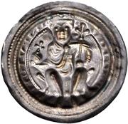 1 Brakteat - Heinrich VI. von Hohenstaufen – reverse