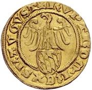 1 Goldgulden - Ruprecht III. von der Pfalz – reverse