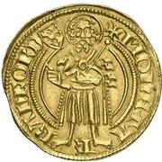 1 Goldgulden - Ruprecht III. von der Pfalz – obverse