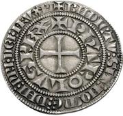 1 Tournose Groschen - Karl IV. von Luxemburg – obverse