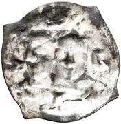 """1 Pfennig """"Vierzipfliger"""" – reverse"""