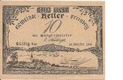 10 Heller (Freinberg) -  obverse
