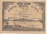 20 Heller (Freinberg) -  obverse