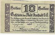 10 Heller (Freistadt) -  reverse