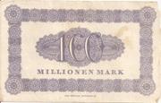 100,000,000 Mark – reverse