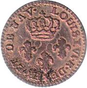 2 Sous - Louis XVI – obverse