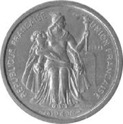 50 Centimes (Essai) – obverse