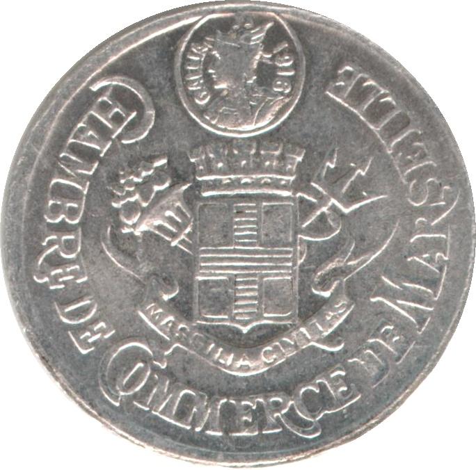 10 centimes chambre de commerce marseille 13 france villes et r gions numista - Chambre des commerce marseille ...