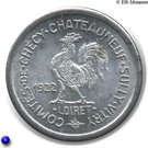 5 Centimes (Checy-Chateauneuf-Sully-Vitry) – obverse