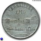 25 Centimes (Versailles) – obverse