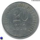 20 Centimes (Blois) – reverse