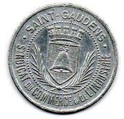 25 Centimes (Saint Gaudens) – obverse