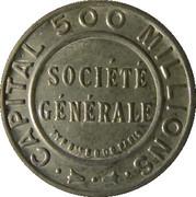 10 Centimes (Société Générale) – obverse