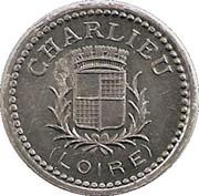 10 Centimes (Charlieu) – obverse