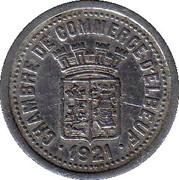 10 Centimes (Elbeuf) – obverse