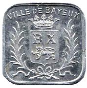 10 Centimes (Bayeux) – obverse