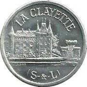 25 Centimes (La Clayette) – obverse