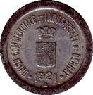 5 Centimes (Bernay) – obverse