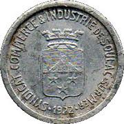 10 Centimes (Soulac sur Mer) – obverse