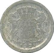 25 Centimes (Amiens) – obverse