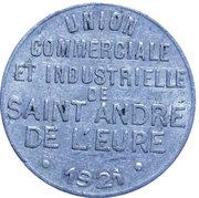 5 Centimes (Saint André de l'Eure) – obverse