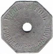 5 centimes Fourneau Economique TOUL (54) – obverse