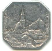 10 Centimes (Alsace) – obverse
