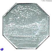 10 Centimes (Versailles) – obverse