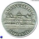 1 Franc (Maisons-Lafitte) – obverse