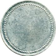 25 Centimes (Aisne) – reverse