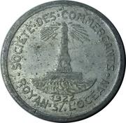 10 centimes (Royan ) – obverse