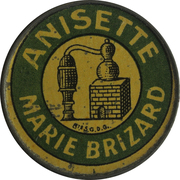 5 Centimes - Anisette Marie Brizard – obverse