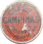 5 Centimes - Cafés Campinas – obverse