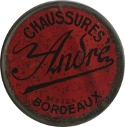 5 Centimes - Chaussures André – obverse
