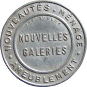 5 Centimes - Nouvelles galeries – obverse
