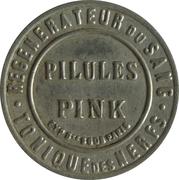 5 Centimes - Pilules Pink (Paris) – obverse