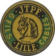 10 Centimes - 6 Fils JTPF (Lille) – obverse