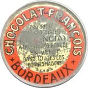 10 Centimes - Chocolat François – obverse