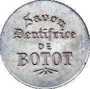 10 Centimes - Savon Dentifrice De Botot – obverse