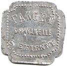 5 Francs - Fanget Chavanelle (Saint Etienne) – obverse