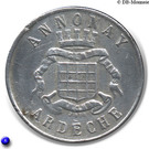 25 Centimes (Annonay) – obverse