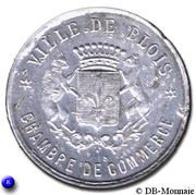 10 Centimes (Blois) – obverse