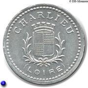 25 Centimes (Charlieu) – obverse