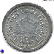 10 Centimes (Fourmies et Trélon) – obverse